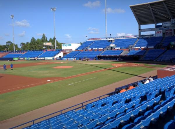 Clover Field Stadium